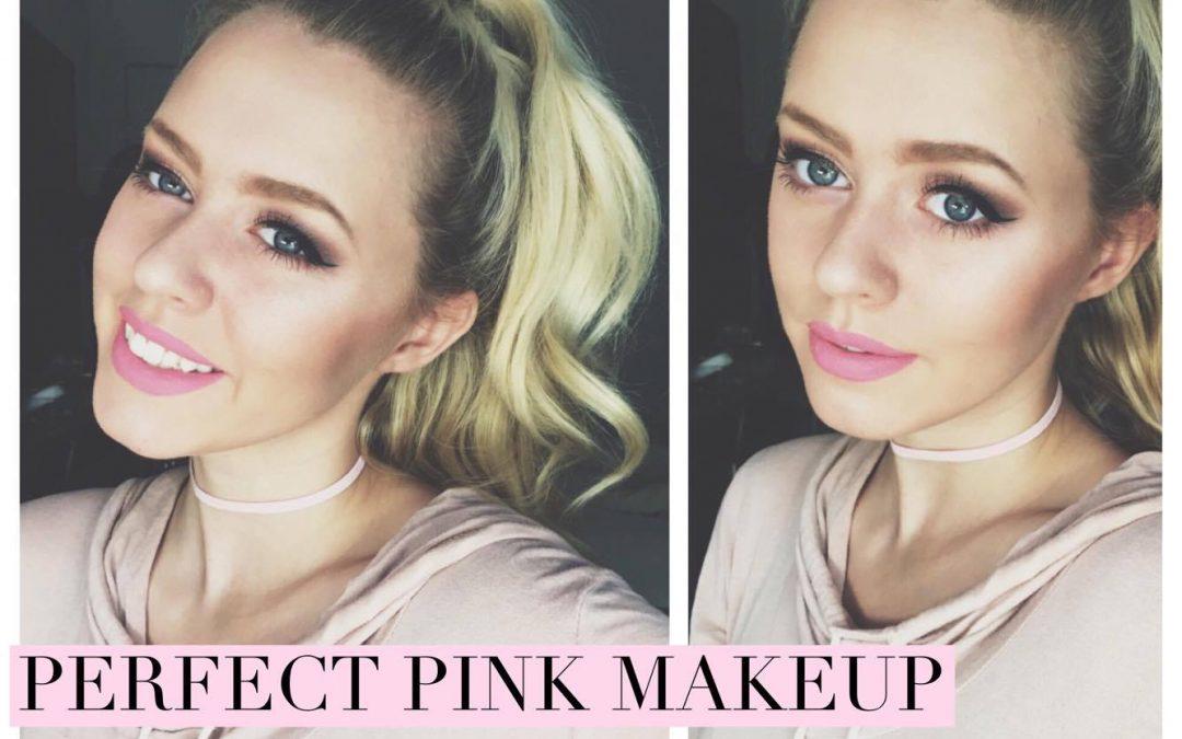 Perfect Pink Makeup Tutorial