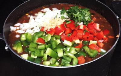 Best Vegetarian Chili